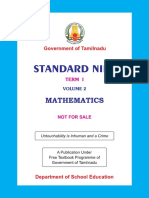 Std09 I Maths EM
