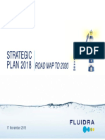 Fluidra Strategic Plan 2018