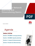 3G Radio Network Planning and Dimensioning Basics