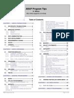 ABAP Program Tips v3.pdf