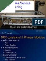 Lunar DPXS X-Ray - Service Training