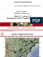 Lecture 20 - Final for Posting - Reservoir Geomechanics Standford