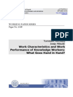 work characteristics of knowledge worker Croatia.pdf