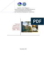 National Solid Waste Management Status Report 2008 to 2014