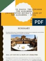 Yusef Abul Hagig essay