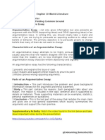 Module 2 Lesson 1 Finding Common Ground_Argumentative Essay.docx