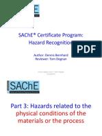Hazard Recognition Certificate Part 2 - Rev1