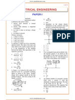 IES OBJ Electrical Engineering 1998 Paper I