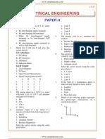 IES OBJ Electrical Engineering 2003 Paper II