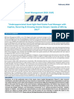 ARA Initiation Report Final Target Px SGD 1.5 26-Feb-2016