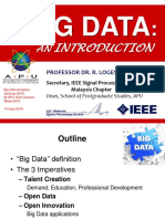 Big Data - An Introduction