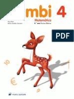 Bambi - Matemática