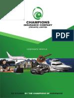 Champions Insurance Company Profile