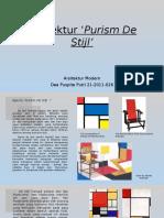 Arsitektur Purism De Stijl.pptx