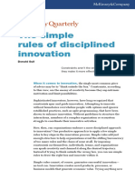 McK_The Simple Rules of Disciplined Innovation
