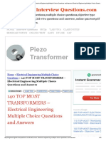 140 TOP MOST TRANSFORMERS - Electrical Engineering Multiple Choice Questions and Answers Electrical Engineering Multiple Choice Questions.pdf