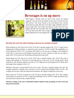 FMCG Beverages on Move