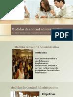 03 Medidas de Control Administrativo