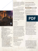Mansions of Madness Second Edition Conversion Kit Rules