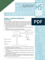 Modulo H H5 Applicazioni