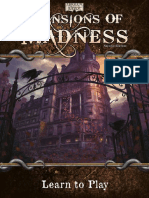 Mansions of Madness Second Edition Learn to Play