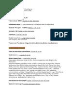 Protocolos Para Questões Imunológicas