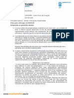 Oferta x Demanda Elasticidade Jonatan De Oliveira Silveira.doc