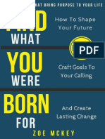 Find What You Were Born For by Zoe McKey.epub