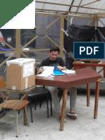 Normas de Procedimiento Mesas de Votos 2016