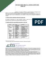 WISC-IV para el Informe, ejemplo de devolución.