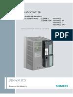 Control Units CU240B-2 y CU240E-2 Es-ES