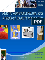 Failure Analysis and Product Liability Prevention