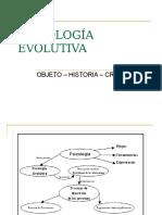 Psicología Evolutiva Objeto Criticas Historia