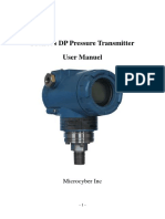 Profibus DP Pressure Transmitter User Manual---20120111