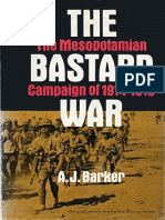The Bastard War - The Mesopotamian Campaign of 1914-1918