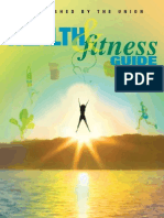 2010 Health and Fitness Guide from The Union
