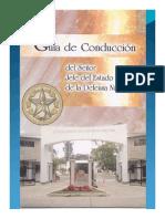 Guia de Conduccion Del Jefe Del Estado Mayor de La Defensa Nacional EMDN