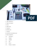 office equipment.docx