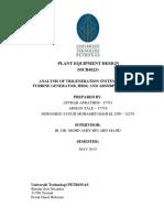 P.E.D - Cogeneration System Analysis.pdf