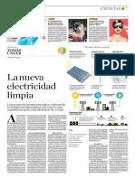 La Nueva Electricidad Limpia
