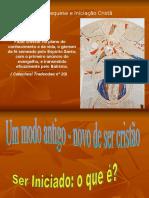 CATEQUESE - Iniciacao a Vida Cristã II