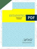 ESTADISTICAS 2016