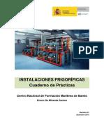 Instalaciones Frigorificas - Cuaderno de Prácticas