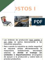 Produccion Por Departamentos