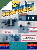 Aprendendo & Praticando Eletrônica Vol 39