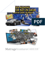 Jawatan Key in Data