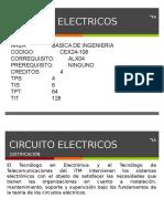 Clase 01 Introducción Circuitos Electricos