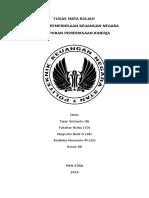 Kelas9B_Pelaporan Pemeriksaan Kinerja
