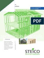 STEICO Construction Guide Technique Fr i