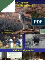 Urban Coyote Mgmt El Paso